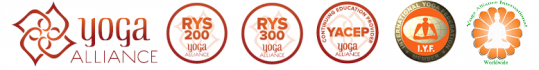 Curso Profesor Yoga registrado con Yoga Alliance