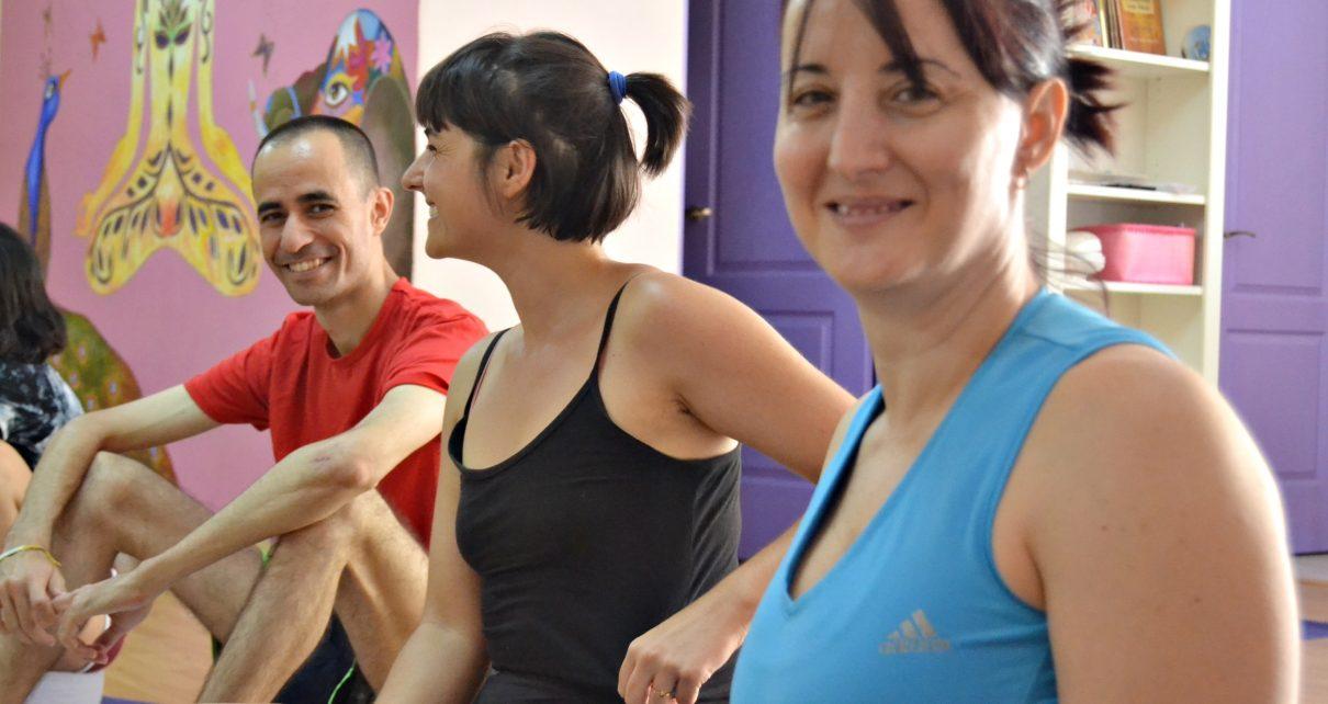 Curso intensivo formacion Profesores Yoga