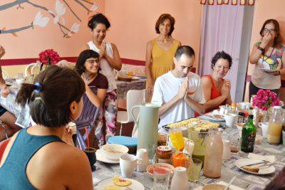 Dieta Vegana en Tao Center, Escuela de Yoga