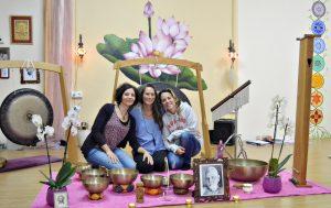 Meditación con Cuencos Tibetanos y Gongs