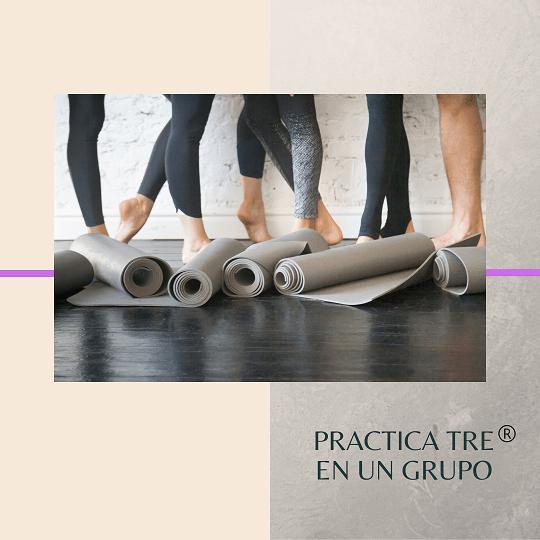 Practicar Tre en grupo
